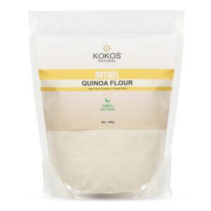 Kokos Natural Quinoa Flour, 500 g(Pack of 2)