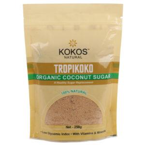 Kokos Natural Tropikoko Organic Coconut Sugar, 250g