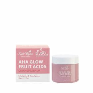 AHA GLOW FRUIT ACIDS CLEANSING BALMAntibacterial & Antioxidant
