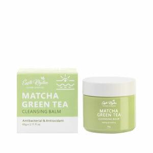 MATCHA GREEN TEA CLEANSING BALMAntibacterial & Antioxidant