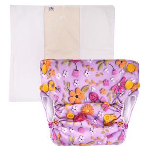 Bumpadum Neo Putani Newborn Diaper - Zaara
