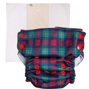 Bumpadum Neo Putani Newborn Diaper - Highlander