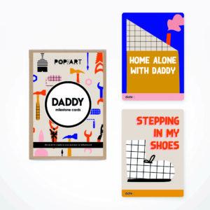 Milestone Cards   Daddy