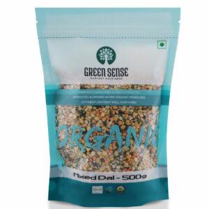 Green Sense Organic Mix Dal - 500g