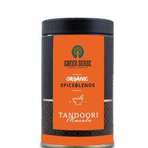 Green Sense Organic Tandoori Masala - 80g