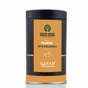Green Sense Organic Garam Masala - 80g