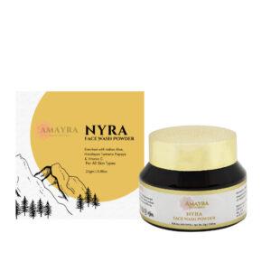 Amayra Naturals Nyra Face Wash Powder – 25gm