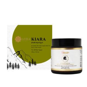 Amayra Naturals Kiara Apple Seed Oil + Soya & Corn Protein Intensive Repair Hair Masque- 100gm