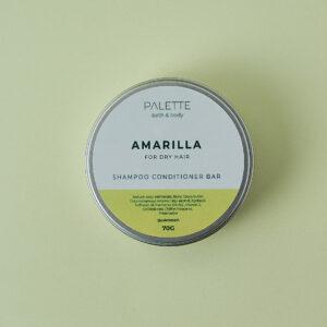 AMARILLA SHAMPOO CONDITIONER BAR