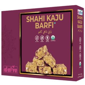 d alive Organic Shahi Kaju Barfi - 200g