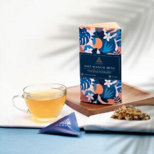 HOT MANGO MESS - White Tea Blend | 15 Tea Bags
