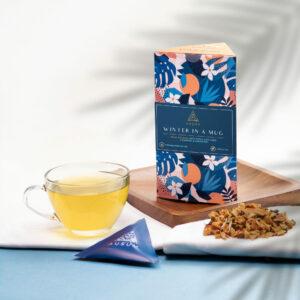 WINTER IN A MUG - Fruit Infusion   15 Tea Bags