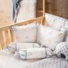 Baby Bedding Set- Cat