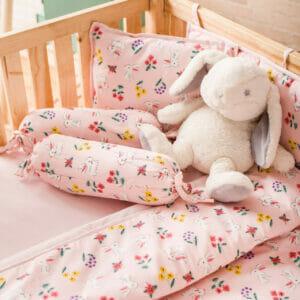Baby Bedding Set- Rabbit