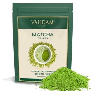 Pure Japanese Matcha Green Tea Powder - High Antioxidants