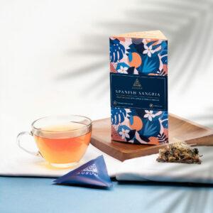 SPANISH SANGRIA - Fruit Infusion   15 Tea Bags