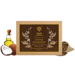 Khadi Essentials Coffee Sugar Soap