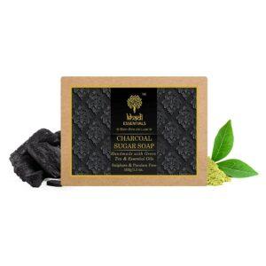 Khadi Essentials Charcoal Sugar Soap