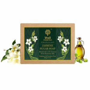 Khadi Essentials Jasmine Sugar Soap