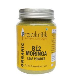 Praakritik Organic Moringa Powder (Pack Of 3)