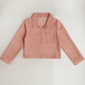 Jordan Corduroy Pink Jacket