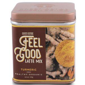 Green Sense Organic Feel Good Latte Mix - Turmeric - 100g