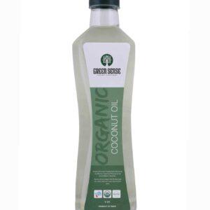 Green Sense Organic Coconut oil - 1Lt