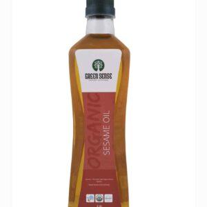 Green Sense Organic Sesame oil - 1Lt