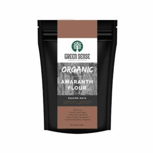 Green Sense Organic Amaranth Flour - 500g