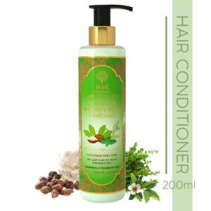 Khadi Essentials Shea Butter, Tea Tree & Thyme Conditioner-Luxurious Hair Care