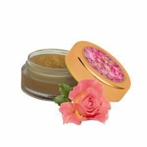 Khadi Essentials Rose Petals & Dates Lip Scrub