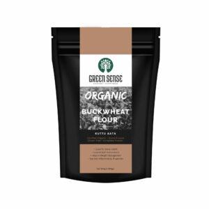 Green Sense Organic Buckwheat Flour - 500g