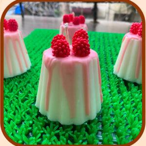 Pudding Candle