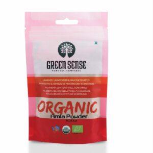 Green Sense Organic Amla Powder - 100g