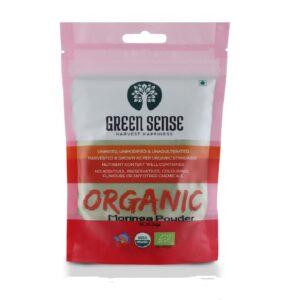 Green Sense Organic Moringa Powder - 100g
