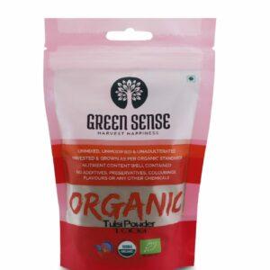 Green Sense Organic Tulsi Powder - 100g