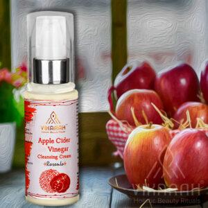 Apple Cider Vinegar Cleansing Cream