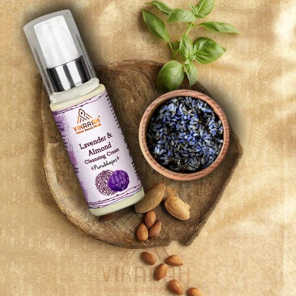 Lavender & Almond Cleansing Cream