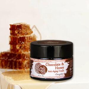 Chocolate & Honey Anti-Aging Cream