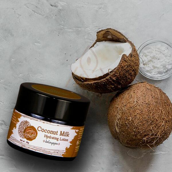 Coconut Milk Hydrating Lotion