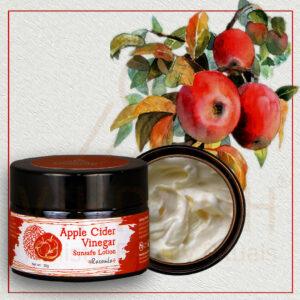 Apple Cider Vinegar Sunsafe Lotion