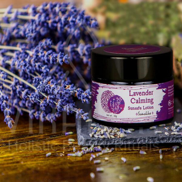 Lavender Calming Sunsafe Lotion