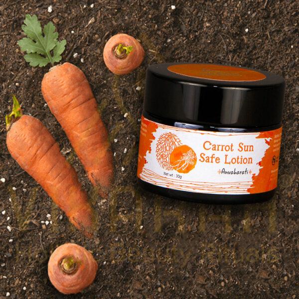 Carrot Sunsafe Lotion