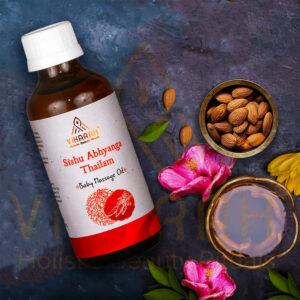 Sishu Abhyanga Thailam (Baby Massage Oil)