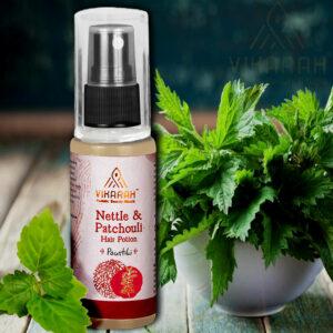 Nettle & Patchouli Hair Potion
