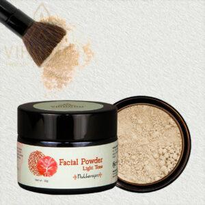 Ayurvedic Facial Powder Light Tone