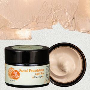 Ayurvedic Facial Foundation Light Tone