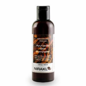 Ayurvedic Skin Illuminator | Nirakle DinesaVilyadi Tailam | For Naturally Glowing Skin & Even Complexion (100 ml)