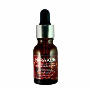 Exotic Night Serum   Nirakle Kumkumadi Tailam   For Blemish Free Skin & Bright Complexion (15 ml)