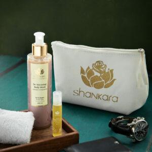 Shankara Gentleman's Kit - Destressing Duo